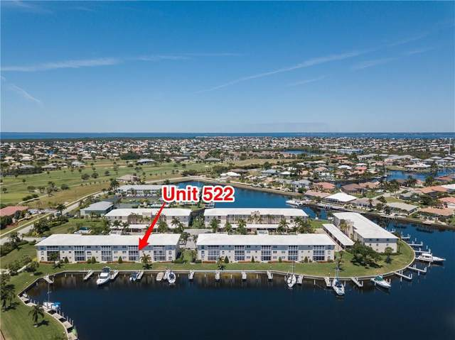 3640 Bal Harbor Boulevard #522, Punta Gorda, FL 33950 (MLS #C7429310) :: The Duncan Duo Team