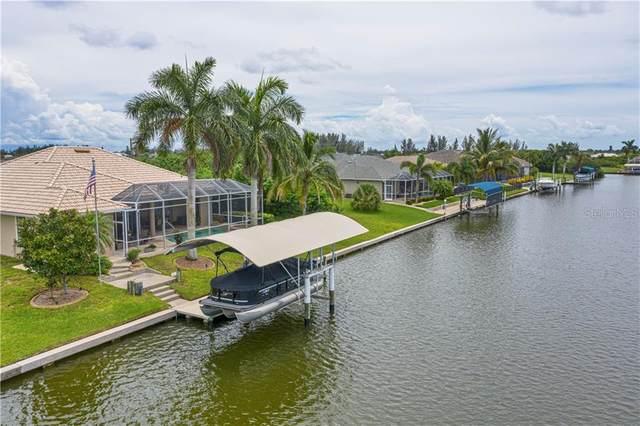 8156 Tecumseh Circle, Port Charlotte, FL 33981 (MLS #C7432159) :: Bustamante Real Estate