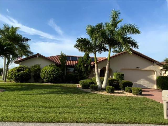 2854 Sancho Panza Court, Punta Gorda, FL 33950 (MLS #C7433026) :: Bustamante Real Estate