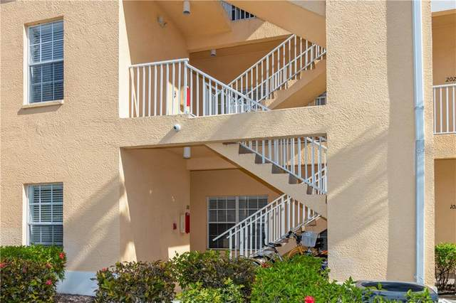 2180 Heron Lake Drive #201, Punta Gorda, FL 33983 (MLS #C7437399) :: Frankenstein Home Team