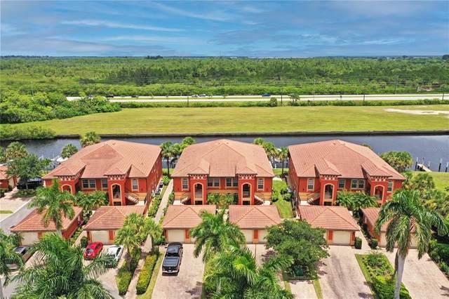 3500 Mondovi Court #921, Punta Gorda, FL 33950 (MLS #C7445700) :: Medway Realty
