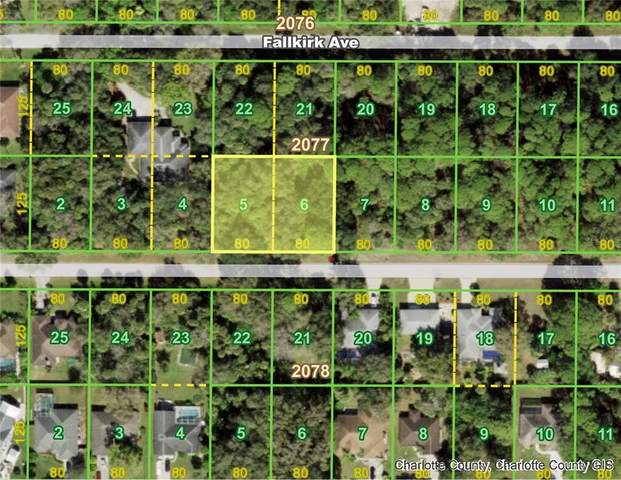 17064 Glenview Avenue, Port Charlotte, FL 33954 (MLS #C7446186) :: Gate Arty & the Group - Keller Williams Realty Smart
