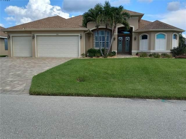 198 W Pine Valley Lane, Rotonda West, FL 33947 (MLS #C7449369) :: Stiver Firth International