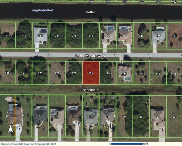 203 Long Meadow Lane, Rotonda West, FL 33947 (MLS #D5902810) :: The BRC Group, LLC