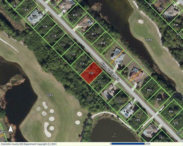 16 Pine Valley Court, Rotonda West, FL 33947 (MLS #D5902826) :: Cartwright Realty