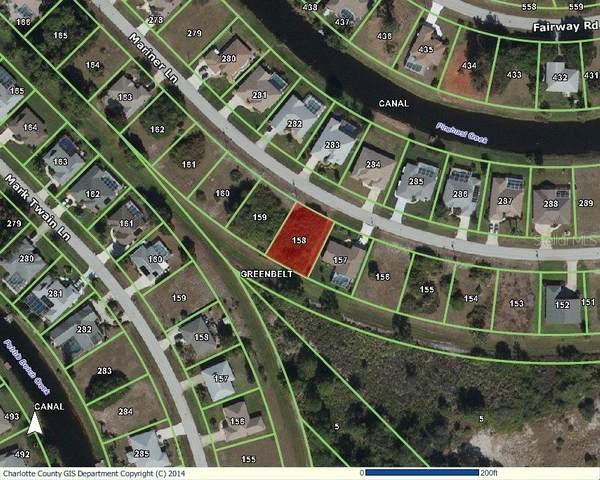 127 Mariner Lane, Rotonda West, FL 33947 (MLS #D5902838) :: The BRC Group, LLC