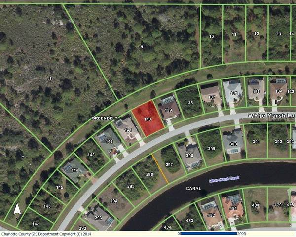 133 White Marsh Lane, Rotonda West, FL 33947 (MLS #D5902876) :: Cartwright Realty