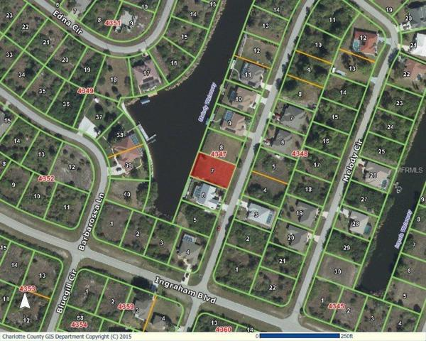 9126 Melody Circle, Port Charlotte, FL 33981 (MLS #D5904669) :: Griffin Group
