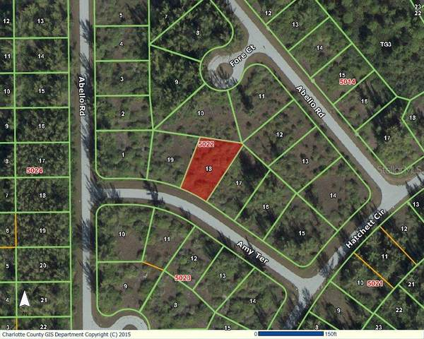 10144 Amy Terrace, Port Charlotte, FL 33981 (MLS #D5906120) :: The BRC Group, LLC