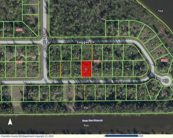 16597 Legget Circle, Port Charlotte, FL 33981 (MLS #D5906294) :: The BRC Group, LLC