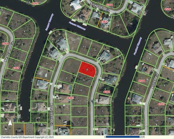 9401 President Circle, Port Charlotte, FL 33981 (MLS #D5906301) :: The Duncan Duo Team