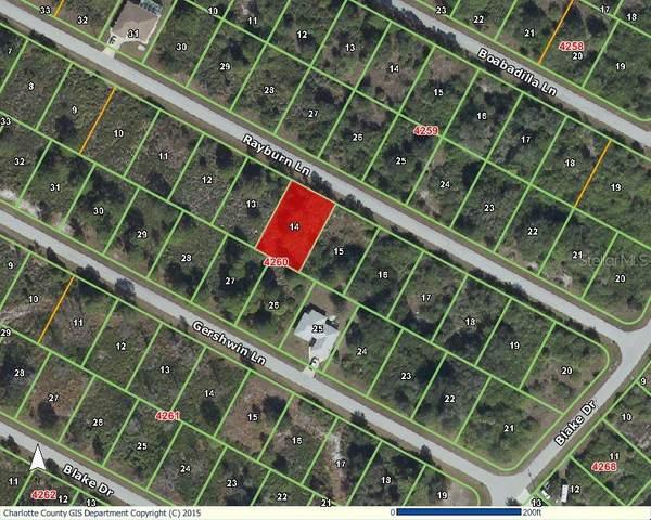 13419 Rayburn Lane, Port Charlotte, FL 33981 (MLS #D5906546) :: The BRC Group, LLC