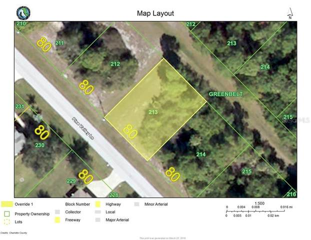 17 Pine Valley Lane, Rotonda West, FL 33947 (MLS #D5911366) :: The BRC Group, LLC