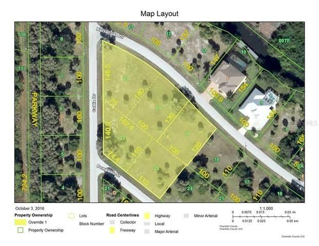 10 Pompano Street, Placida, FL 33946 (MLS #D5914226) :: Lockhart & Walseth Team, Realtors