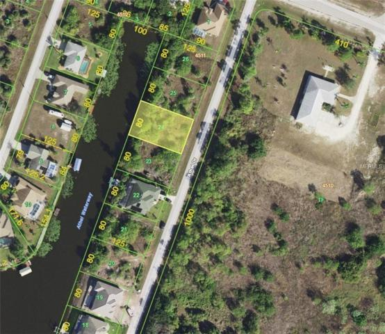 9361 Athel Drive, Port Charlotte, FL 33981 (MLS #D5921719) :: Premium Properties Real Estate Services