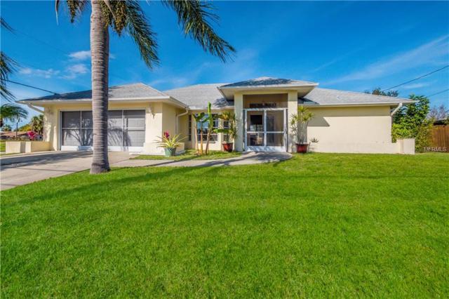 11010 Deerwood Avenue, Englewood, FL 34224 (MLS #D5921766) :: Medway Realty