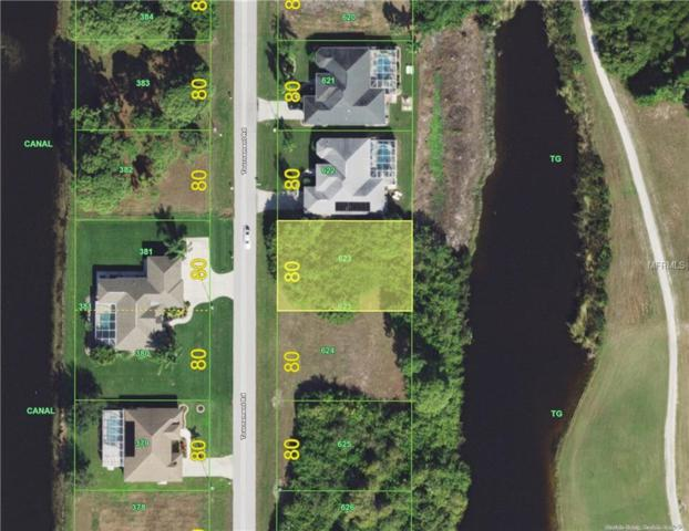 232 Tournament Road, Rotonda West, FL 33947 (MLS #D5922958) :: The BRC Group, LLC