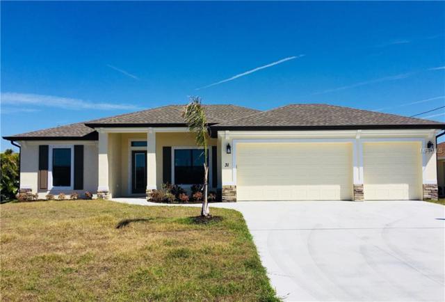 31 White Marsh Lane, Rotonda West, FL 33947 (MLS #D5923058) :: G World Properties