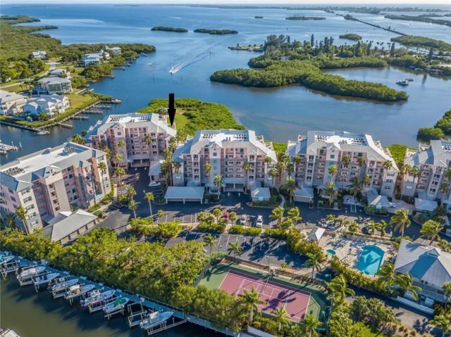 13413 Gasparilla Road D503 & Dock I21, Placida, FL 33946 (MLS #D5923433) :: The BRC Group, LLC