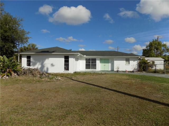 9193 Clewiston Terrace, Englewood, FL 34224 (MLS #D5923701) :: The Duncan Duo Team