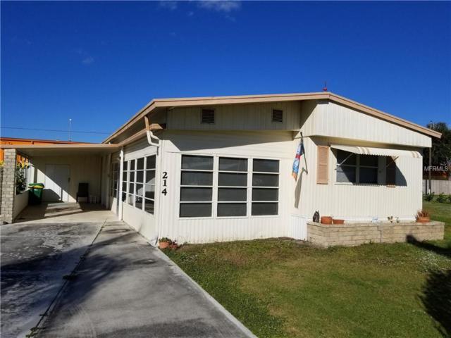 214 Via De Luna, Englewood, FL 34224 (MLS #D6103967) :: The BRC Group, LLC