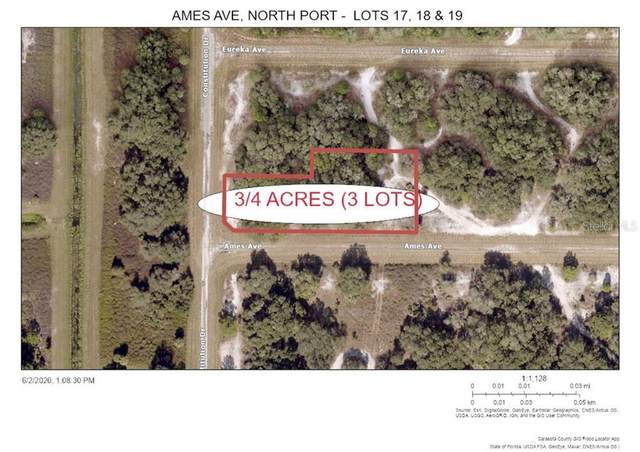 Ames Avenue, North Port, FL 34291 (MLS #D6107198) :: Griffin Group