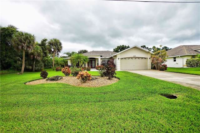 197 Broadmoor Lane, Rotonda West, FL 33947 (MLS #D6108213) :: Rabell Realty Group
