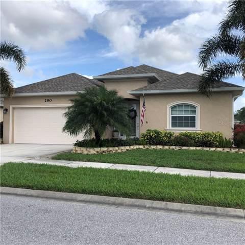 290 Crystal River Drive, Englewood, FL 34223 (MLS #D6110366) :: Armel Real Estate