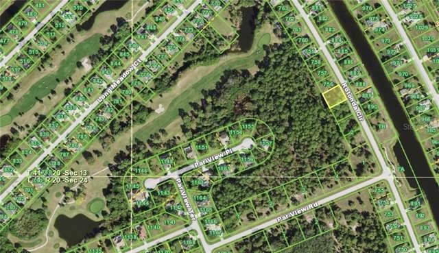 772 Rotonda Circle, Rotonda West, FL 33947 (MLS #D6115221) :: Young Real Estate