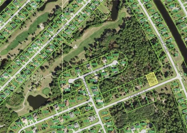 98 Par View Road, Rotonda West, FL 33947 (MLS #D6115223) :: Young Real Estate