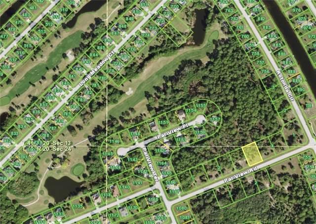 96 Par View Road, Rotonda West, FL 33947 (MLS #D6115224) :: Young Real Estate