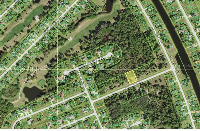 92 Par View Road, Rotonda West, FL 33947 (MLS #D6115225) :: Young Real Estate