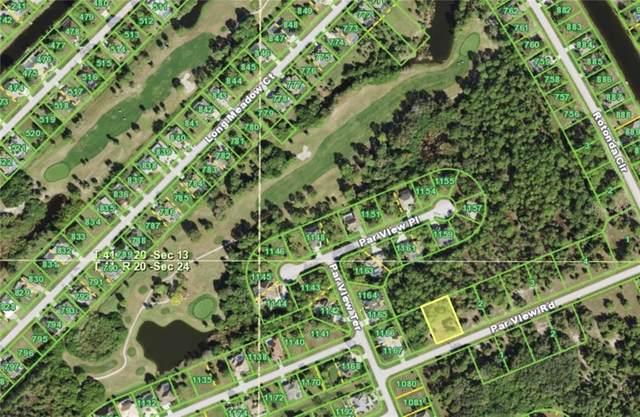 84 Par View Road, Rotonda West, FL 33947 (MLS #D6115228) :: Young Real Estate