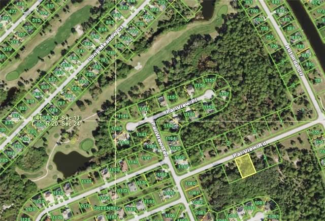 89 Par View Road, Rotonda West, FL 33947 (MLS #D6115231) :: Young Real Estate