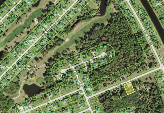 91 Par View Road, Rotonda West, FL 33947 (MLS #D6115232) :: Young Real Estate