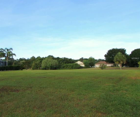 Lot 8 Wedgefield Drive, Zephyrhills, FL 33541 (MLS #E2201553) :: The Duncan Duo Team
