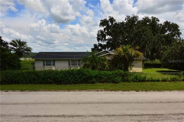 10834 Wirt Road, San Antonio, FL 33576 (MLS #E2401256) :: Carmena and Associates Realty Group