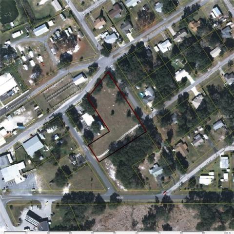 Cr 437, Lake Panasoffkee, FL 33538 (MLS #G4827434) :: The Duncan Duo Team