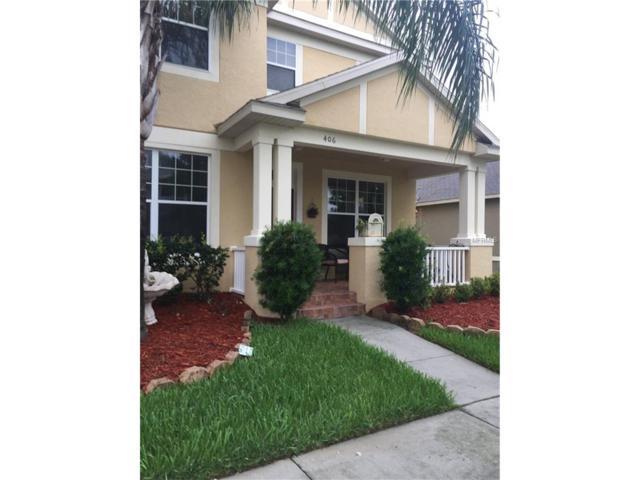 406 Grassy Key Way, Groveland, FL 34736 (MLS #G4842949) :: RealTeam Realty
