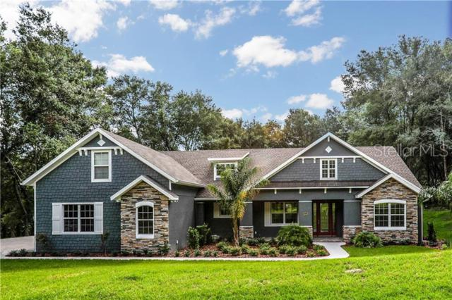 LOT 58 Silent Ridge Drive, Tavares, FL 32778 (MLS #G4847463) :: Ideal Florida Real Estate