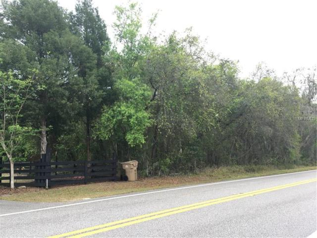 Lake Emma Road, Groveland, FL 34736 (MLS #G4854546) :: Team Pepka