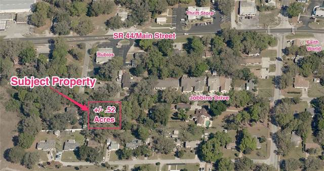 0000 Jobbins Drive, Leesburg, FL 34748 (MLS #G5000073) :: Delta Realty Int