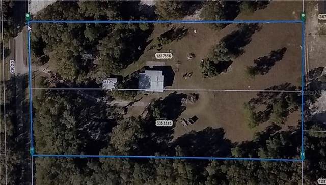 41120 County Road 25, Weirsdale, FL 32195 (MLS #G5004259) :: Team Bohannon Keller Williams, Tampa Properties