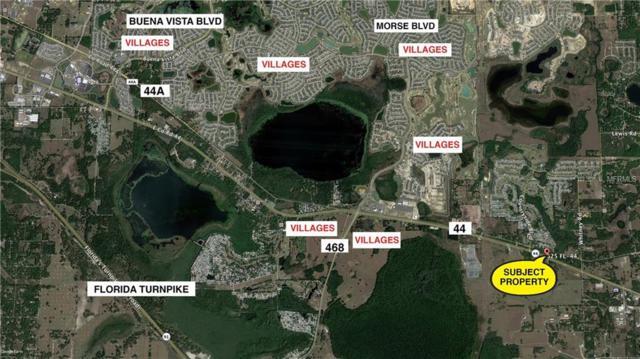 State Road 44, Leesburg, FL 34748 (MLS #G5004582) :: Godwin Realty Group