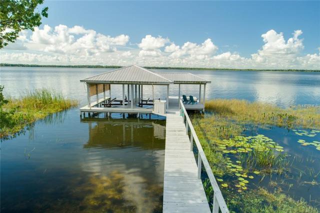 32950 Lakeshore Drive, Tavares, FL 32778 (MLS #G5005966) :: Jeff Borham & Associates at Keller Williams Realty