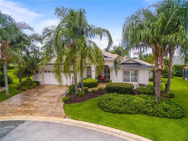 1106 Vance Trail, The Villages, FL 32162 (MLS #G5019110) :: Realty Executives in The Villages