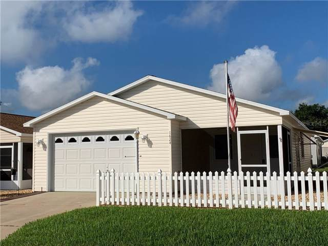 1624 Navidad Street, The Villages, FL 32162 (MLS #G5019401) :: Premium Properties Real Estate Services