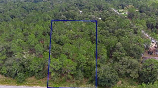 SW 202ND Court Lot 10, Dunnellon, FL 34431 (MLS #G5020362) :: Griffin Group