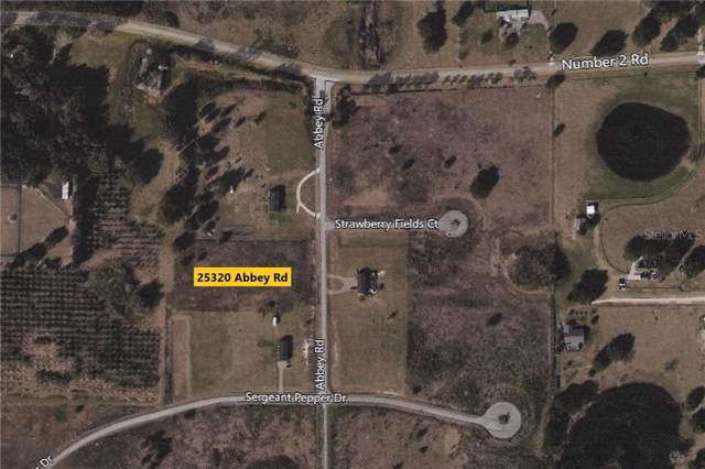 25320 Abbey Road, Howey in the Hills, FL 34737 (MLS #G5021597) :: Lovitch Realty Group, LLC