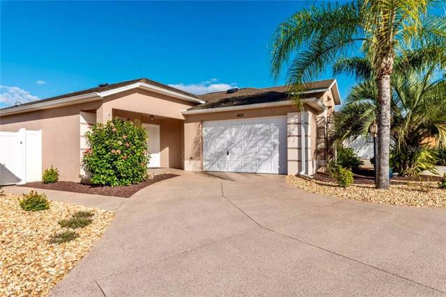 1003 Oscar Lane, The Villages, FL 32162 (MLS #G5024561) :: Realty Executives in The Villages